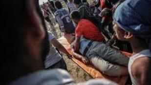 Siyonist askerlerle Filistinliler arasında çatışma