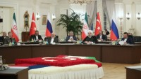 Hasan Ruhani: Amerika'nın Suriye'deki varlığı gayrı meşrudur