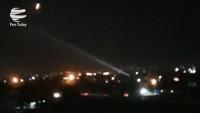 Suriye hava savunması iki düşman İHA'yı düşürdü