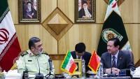 İran polisi, deneyimlerini Çin ile paylaşmaya hazır