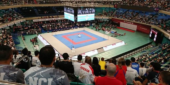 İran Karatede dünyada ikinci oldu