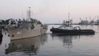 Hazar denizinde güvenlik tatbikatı başladı