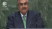 Bahreyn rejimi dışişleri bakanı Suudi yetkililerin küstah açıklamalarını tekrarladı