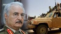 Hafter'in 3 komutanı Trablus'ta öldürüldü