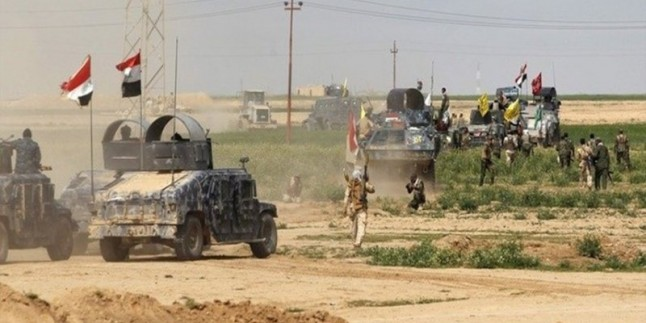Irak'ta terörist çete çökertildi