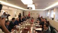 İran-Türkiye Ortak Ekonomik İşbirliği Komisyonu çalışmalarına başladı