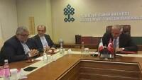 İran ve Türkiye arasında kültürel ilişkilere vurgu