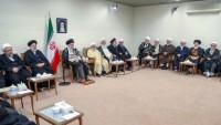 İmam Hamanei: ABD ve Siyonist Rejim Hariç Herkesle Müzakere Yolu Açık