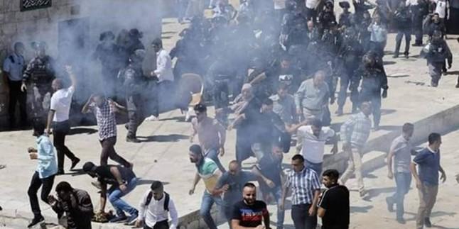 Bir Haftanın Bilançosu: Bir Esir Şehit Oldu, 75 Filistinli Yaralandı, 69 Çatışma Oldu