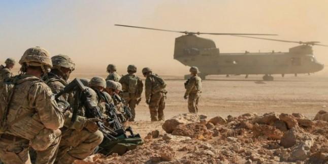 ABD Askerleri Afganistan'dan Çekiliyor