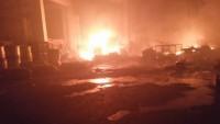 Hindistan'da petrol ve doğal gaz tesisinde çıkan yangında 4 kişi öldü