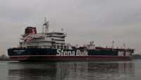 İngiliz Petrol Tankeri İran'dan Ayrıldı