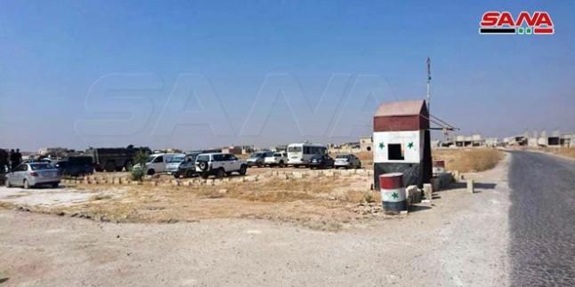 Nusra Terör Örgütü Sivillerin Çıkışlarını Engelliyor