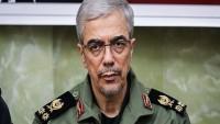 İran İslam Cumhuriyeti Genelkurmay Başkanı Bakıri: Direniş Cephesi, Siyonist Rejimi Zayıflatıyor