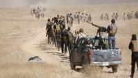 Haşdi Şabi, IŞİD Saldırısını Geri Püskürttü