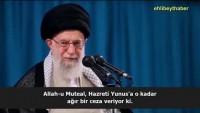 İmam Ali Hamaney; Adalet Bakanlığı Yetkililerine hitaben, Hz Yunus (a.s) kıssasından dersler