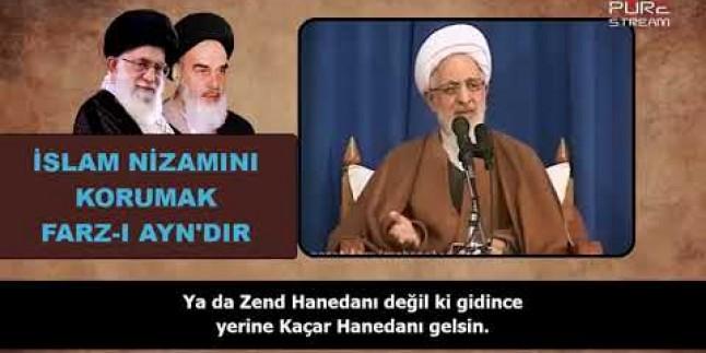 Ayetullah-il Uzma Cevadi Amuli, Cihan-şümûl İslam İnkılabı Nizamını korumak Farz-ı Ayn'dır