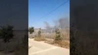 Lübnan Hizbullahı Suriye'de Şehid Düşen 2 Askerinin İntikamını İsrail Jipini Vurarak Aldı