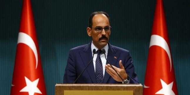 Cumhurbaşkanlığı Sözcüsü İbrahim Kalın: Esad'la Rusya ve İran Üzerinden Görüşüyoruz