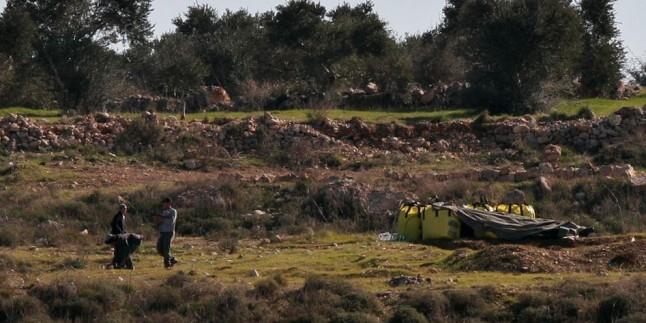 Filistinli Tarım Müdürlüğü Memurları Yahudi Yerleşimcilerin Saldırısına Uğradı