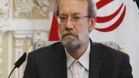 Laricani Bin Salman'ın İran'la ihtilafları giderme isteğini olumlu karşıladı