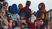 İranlı Kürtler Suriyeli mültecilere yardım kampanyası başlattı