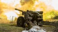 Suriye ordusundan Lazkiye kırsalında teröristlere büyük operasyon