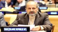 İslami İran'ın BM temsilcisi: ABD'nin tek yanlı siyasetleri uluslararası anlaşmaları zayıflatmıştır