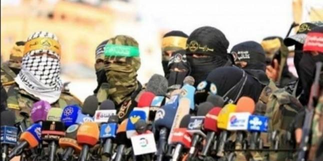 Filistin Direniş Grupları: Türkiye Operasyonu Acilen Durdurmalıdır! Operasyon Bölgeyi Parçalıyor!