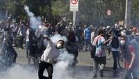 Şili'de kaos ve gösteriler sürüyor