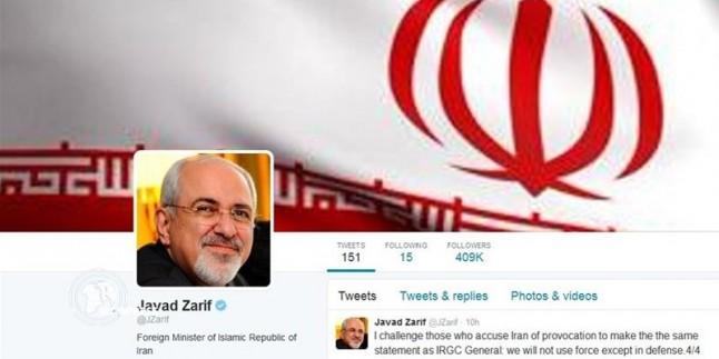 Cevad Zarif: Amerika işgalcidir ve Suriye ile irtibatı yoktur