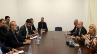 İran ve Almanya Yemen ve Suriye'de buhranların sona ermesine vurgu yaptılar