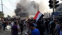 Irak'ta Babil ve Bağdat'ta sokağa çıkma yasağı ilan edildi