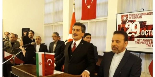 Vaizi: Ankara ile yakın ve stratejik ilişkilere sahibiz
