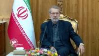 Laricani: Ülkelerin çoğu İran'la iktisadi işbirliğinden yana