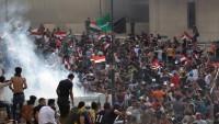 Irak'taki son gösterilerle ile ilgili nihai rapor açıklandı