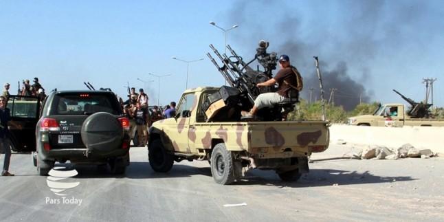 Libya'da Hafter güçlerinden Trablus'a saldırı