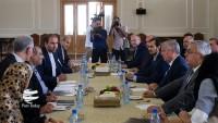 İran ve Rusya Suriye'nin toprak bütünlüğüne vurgu yaptılar