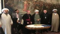İran'dan tüm dinlerin arasında diyaloğa vurgu