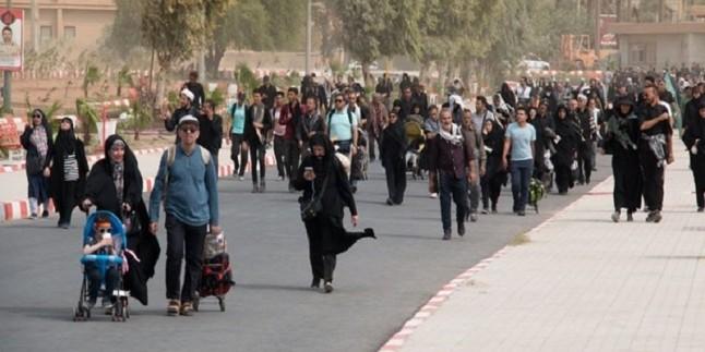 Irak'ta Erbain ziyaretçilerinin güvenliği planı başarılı şekilde yürürlükte