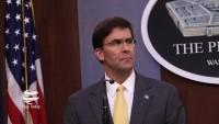 ABD Savunma Bakanı: Suriye'den çekilen ABD askerleri Irak'a gidecek