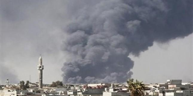Katil Suud Rejiminin Hudeyde'ye Saldırıları Devam Ediyor