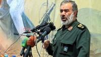 İran Devrim Muhafızları: Düşmanlar, İran'a Karşı Askeri Seçeneğin Bir İşe Yaramadığını Anladı