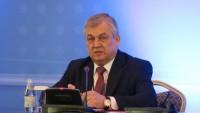 Rusya: Suriye'deki Petrol Bölgeleri Suriye Hükümeti Tarafından Kontrol Edilmeli