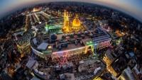 20 Milyon Müslüman Kerbela'da Buluştu/FOTO