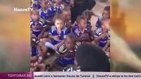 """Tanzanya'lı Çocuklardan; """"Hüseyn Bendendir, Bende Huseyndenim"""""""
