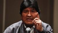 Morales: ABD aleyhimdeki darbenin sorumlusudur