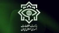 İran İstihbarat Bakanlığı: CIA ile bağlantılı bazı kişiler tutuklandı