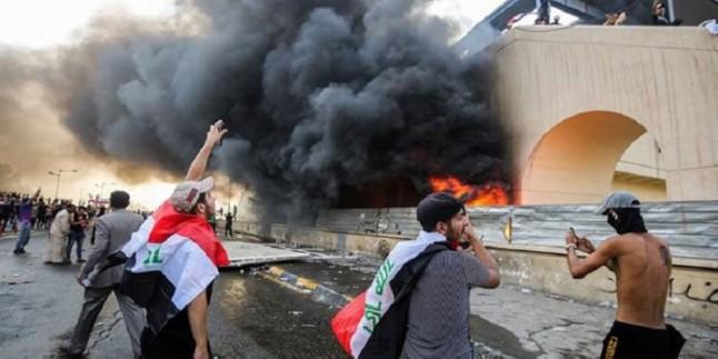 Iraklılardan Amerika'nın Müdahalelerine Tepki