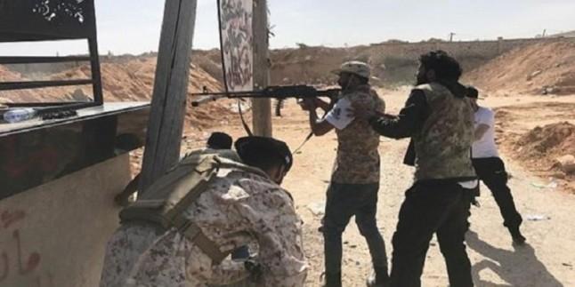 BM: Libya'da silah ambargosu deliniyor